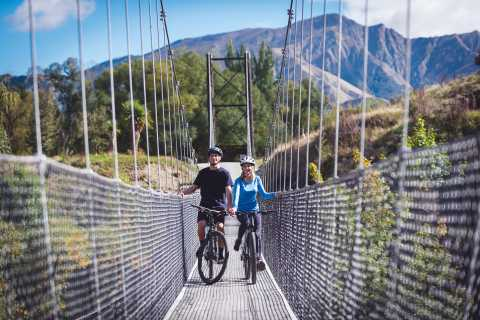 Bike The Bridges - Half Day Supported Tour