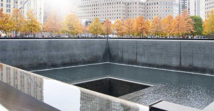 NewYork: Mémorial du 11 septembre, musée et Observatory