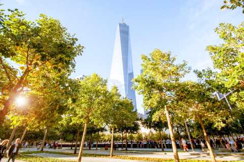 Ground Zero 9/11 Memorial Tour & Optional 9/11 Museum Entry