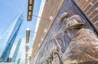New York: 9/11 Memorial, Ground Zero mit Museum-Option