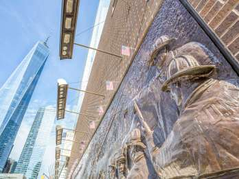 New York: 9/11 Memorial, Ground Zero mit Museum-Option
