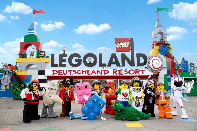 LEGOLAND Deutschland Resort: Eintrittskarte