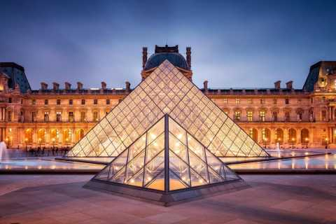 Paris: Skip-the-Ticket-Line Louvre Museum and Seine Cruise