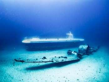 Oahu: Tour mit dem U-Boot Atlantis am Waikiki-Beach