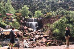 De Marrakech: Excursão Vale de Ourika e Cordilheira do Atlas
