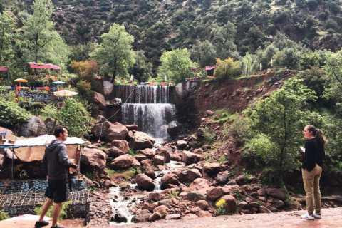 From Marrakesh: Ourika Valley & Atlas Mountains Day Tour
