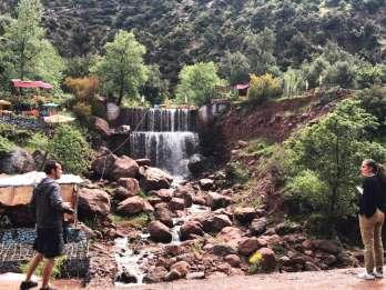 Ab Marrakesch: Ourika-Tal & Atlasgebirge - Tagestour
