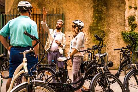 Barcelona: Classic City Tour on Electric Bike
