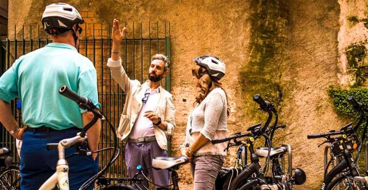 Barcelona: Classic City Tour on Electric Bike