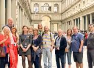 Florenz: Bevorzugter Einlass zu den Uffizien und Führung