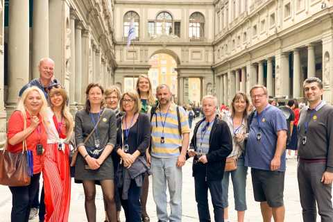 Florence: Uffizi Gallery Priority Entrance Tour