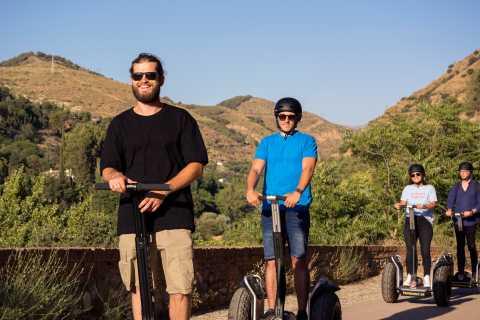 Granada: 3-Hour Off-Road Segway Tour