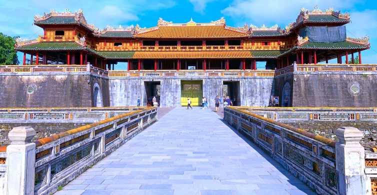 From Da Nang: Full-Day Trip to Hue
