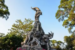 Full Day-Guangzhou Private Tour com almoço