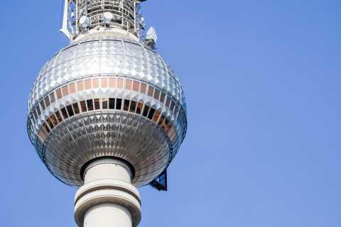Berlin TV Tower: Fast View & Window Seat Restaurant Ticket