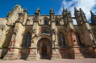 Von Edinburgh: Scottish Borders Ganztägige private Tour