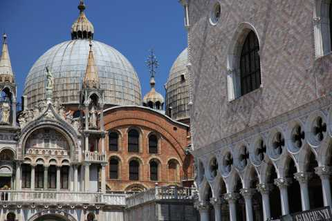 Venice: Doge's Palace & Basilica Tour with Optional Gondola