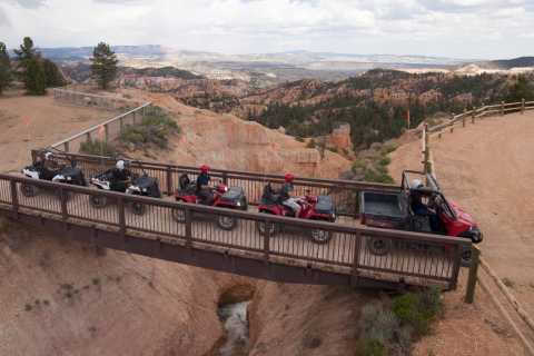 Bryce Canyon National Park: 1-Hour Guided ATV Adventure