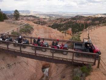 Bryce Canyon: 1-stündiges Quad-Abenteuer mit Guide