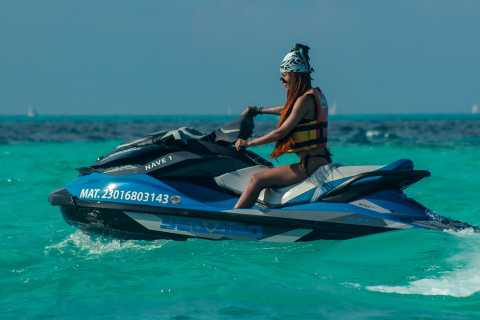 Cancun: Guided Mangrove Jet Ski Tour