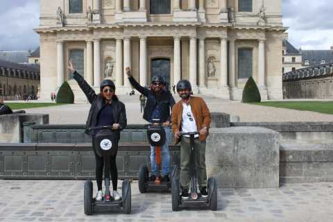 Paris: Private 1-Hour Sightseeing Segway Tour