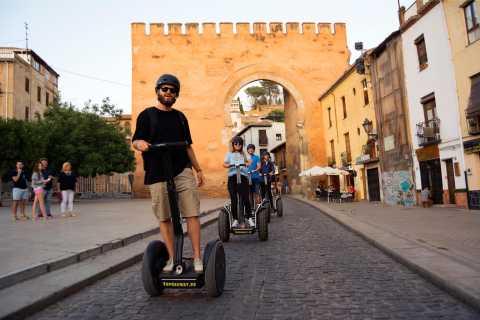 Granada: 3-Hour Historical Segway Tour