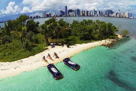 Miami: 2.5-Hour Jet Ski Tour