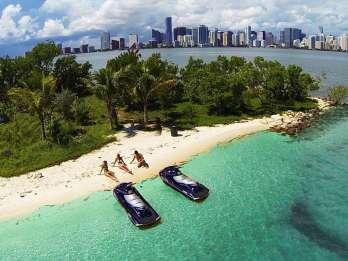 Miami: 3-stündige Jetski-Tour
