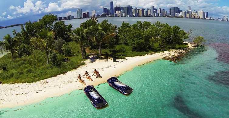 Miami: 3-Hour Jet Ski Tour