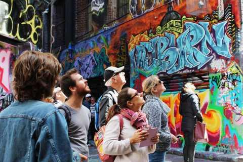 Melbourne CBD Street Art Tour