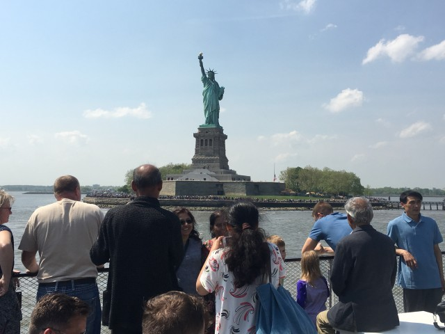 NYC: Statue of Liberty Express with Pedestal Option