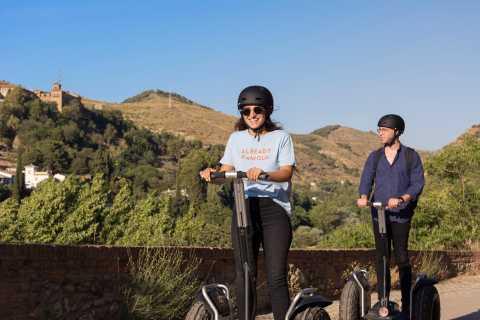 Granada: Sacromonte and Albaicin Segway Tour
