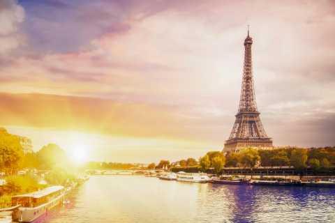 Parijs: 1 uur durende rondvaart over de Seine