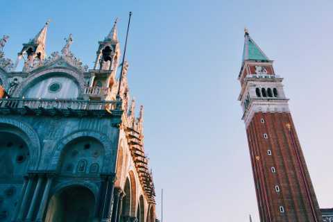 Venice: Skip-the-Line Doge's Palace and Basilica Tour