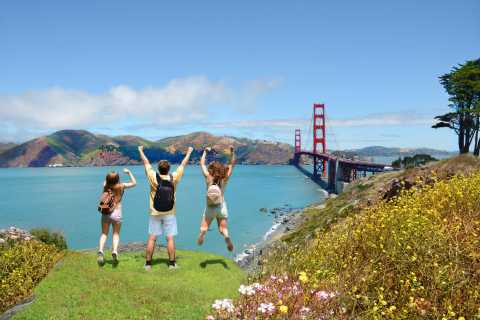 San Francisco: Escape the Rock Cruise and City Sights Tour