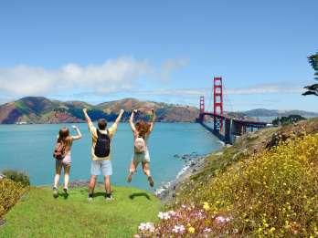 San Francisco: Bootsfahrt und Stadtrundfahrt