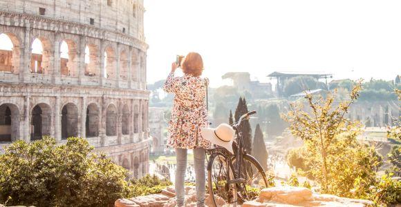 Roma: Sotterranei del Colosseo, Foro Romano e Palatino