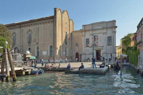 Venice: Private Accademia Gallery and Dorsoduro Tour