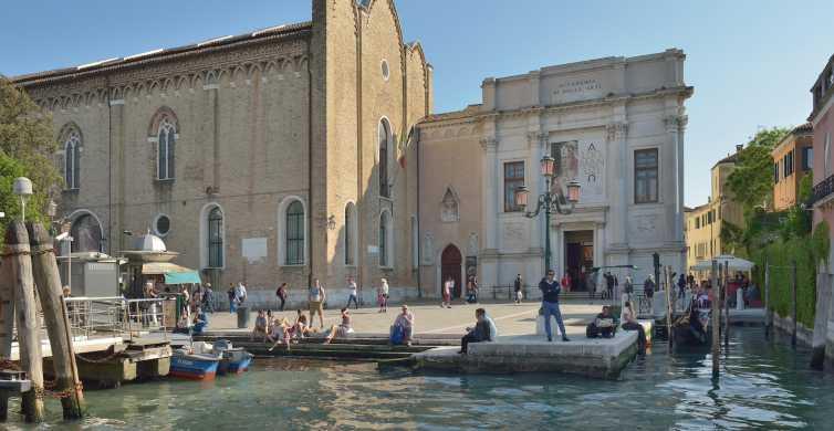 Venezia: Galleria dell'Accademia privata e tour del Dorsoduro