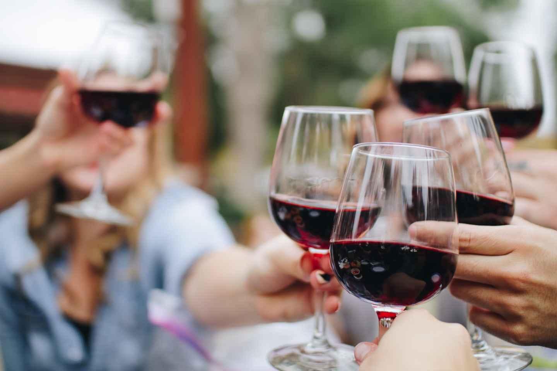 Riga: 1,5-stündige lettische Weinprobe