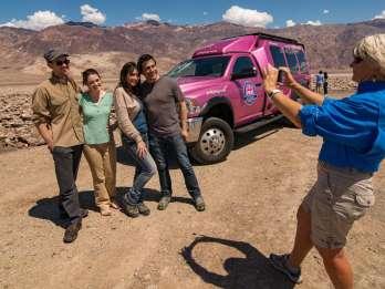 Ab Las Vegas: Death Valley-Tour