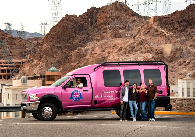 Hoover Dam 4-Hour Small Group Tour from Las Vegas