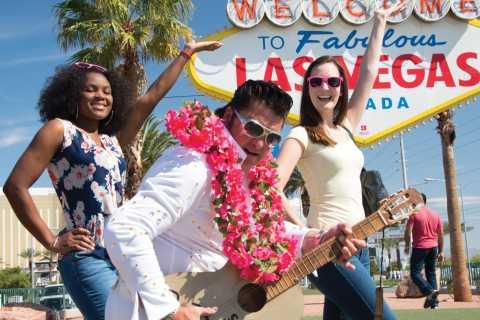 Las Vegas Strip Jeep Tour e High Roller Ferris Wheel