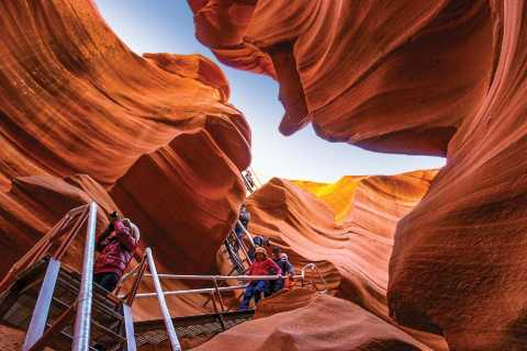 From Sedona: Antelope Canyon and Horseshoe Bend Day Tour