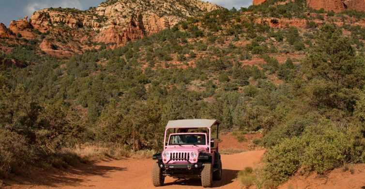 Coyote Canyon 2-Hour Tour from Sedona