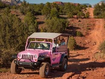Sedona: Jeep-Safari in die Diamondback-Schlucht