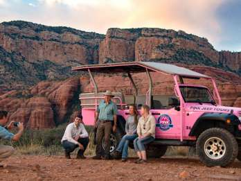 Red Rock Range Jeep Tour von Sedona aus