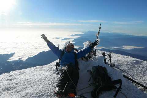 From Mexico City: 2-Day Pico de Orizaba Summit Trek
