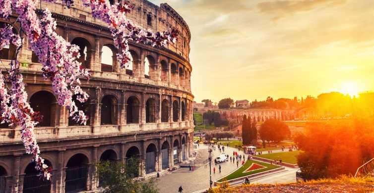 Rom: Guidad rundtur med köföreträde till Colosseum