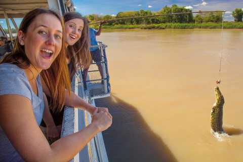 Darwin: Adelaide River Half-Day Jumping Crocs Cruise